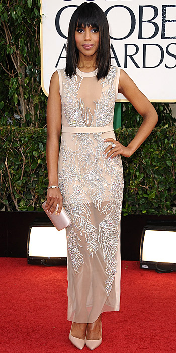 Kerry Washington in Miu Miu