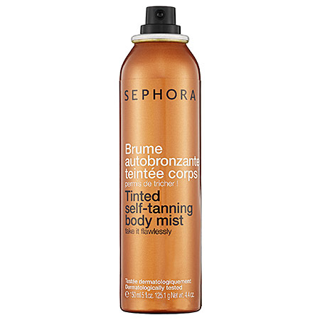 Tinted Self-Tanning Body Mist